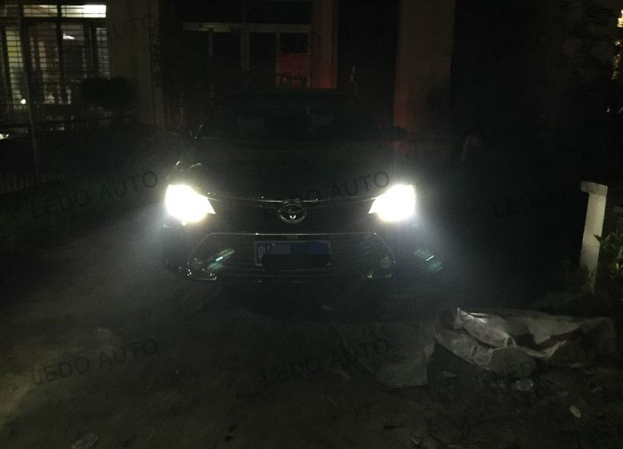 Toyota Camry LED Headlight Conversion Kit Upgrade 2