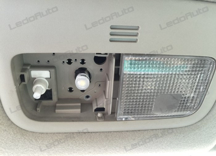 2010 Toyota VIOS Upgrade LED Lights 1