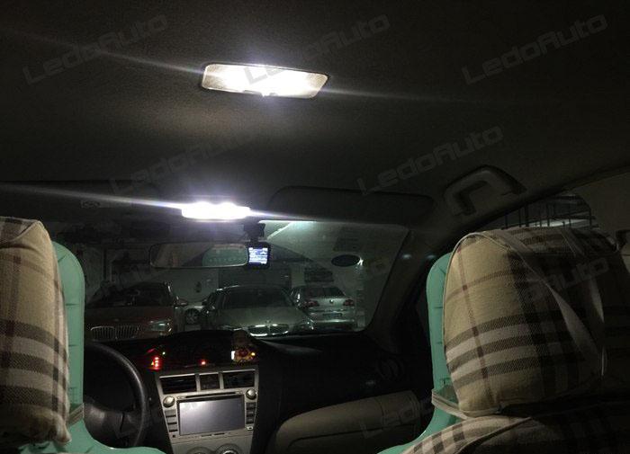 2010 Toyota VIOS Upgrade LED Lights 3