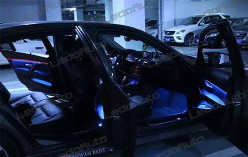BMW 3 Series Novel Flexible Strip LED Accent Light 10