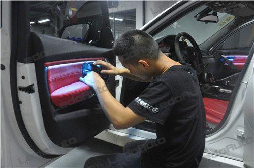 BMW 3 Series Novel Flexible Strip LED Accent Light 4