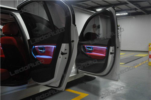 BMW 3 Series Novel Flexible Strip LED Accent Light 5