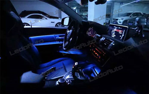 BMW 3 Series Novel Flexible Strip LED Accent Light 9