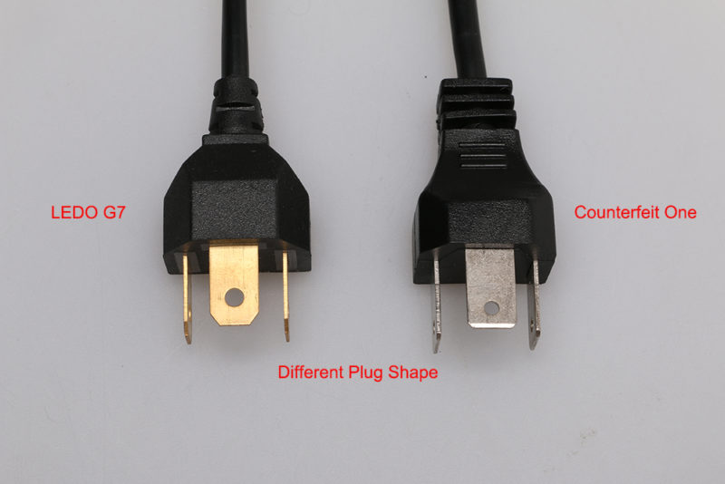 Different Look of Plug