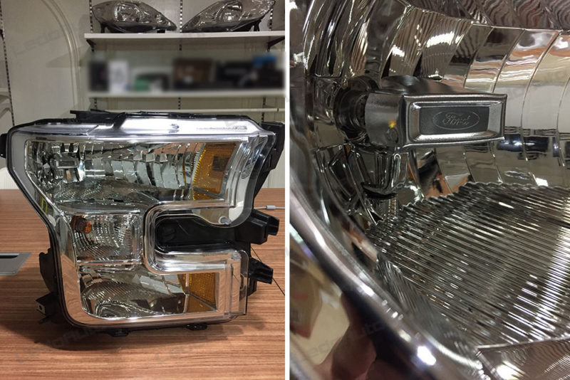 LED headlight bulbs are too large to install or work with