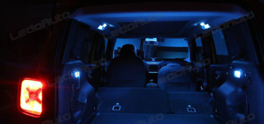 led interior light modified automotive led lighting technology information ledoauto. Black Bedroom Furniture Sets. Home Design Ideas