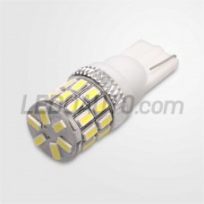 T10 194 Turbo 3014 SMD 30 LED CANBus LED Bulb