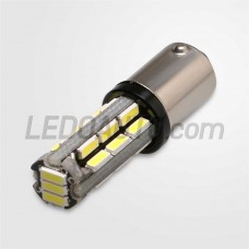 BAY9S Turbo 27*4014SMD CANbus LED Interior Light Bulbs