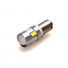BA9S 6*5730SMD CANBus LED Bulb (Available Socket: BAX9S, BAY9S)