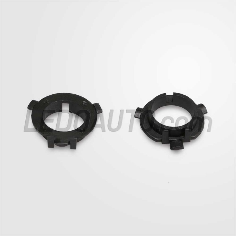 Lhs 02 Led Headlight Adapter Or Sockets For Kia And Hyundai