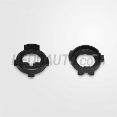 LHS-11 LED Headlight Adapter Or Sockets for Hyundai & KIA