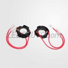 LHS-17 LED Headlight Adapter Or Sockets for GOLF MK5 & JETTA & OLD SAGITAR