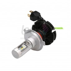 G7 Mini Plus H4 4000Lumen LED Headlight Bulb