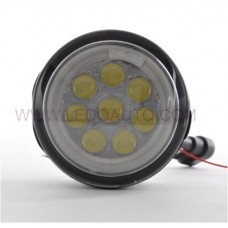 LDFA-222 OEM Type LED Fog Light For Nissan LATIO/Sunny/Almera 2005-ON