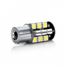 1156 Automotive LED Bulbs - 5050 SMD 27LED CANBus