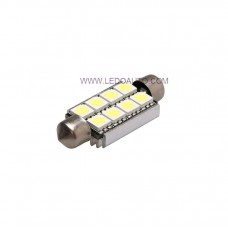 5050 SMD 8LEDS CANBus Festoon 42mm Bulb