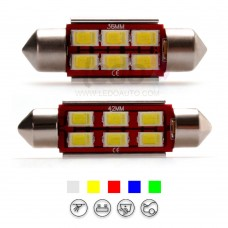 Classic And Bright 5730SMD CANBus Festoon LED Light (Fit BMW E65 E66)