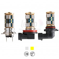 14K Gold High Power Unique LED Fog Light for Fiat