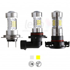 Tough And Bright 2835SMD LED Fog Light for Skoda