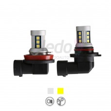Philips 3030SMD Small And Smart LED Fog Light for Peugeot