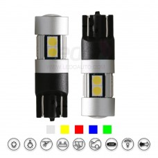 Philips 3030SMD Small And Smart T10 LED Light (Fit  Acura Legend)