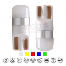 3D Lighting High Performance T10 LED Bulb (Fit FIAT Qubo)