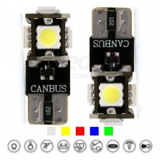 Classic 5050SMD CANBus T10 LED Bulb for BMW
