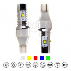 Cree 30W High Power T10 LED Bulb (Fit CHEVROLET SILVERADO 2500)