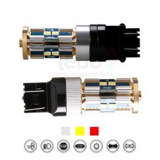 14K Gold High Power Unique LED Exterior Light for Fiat
