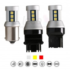 Philips 3030SMD Small And Smart Exterior LED  Light for Peugeot
