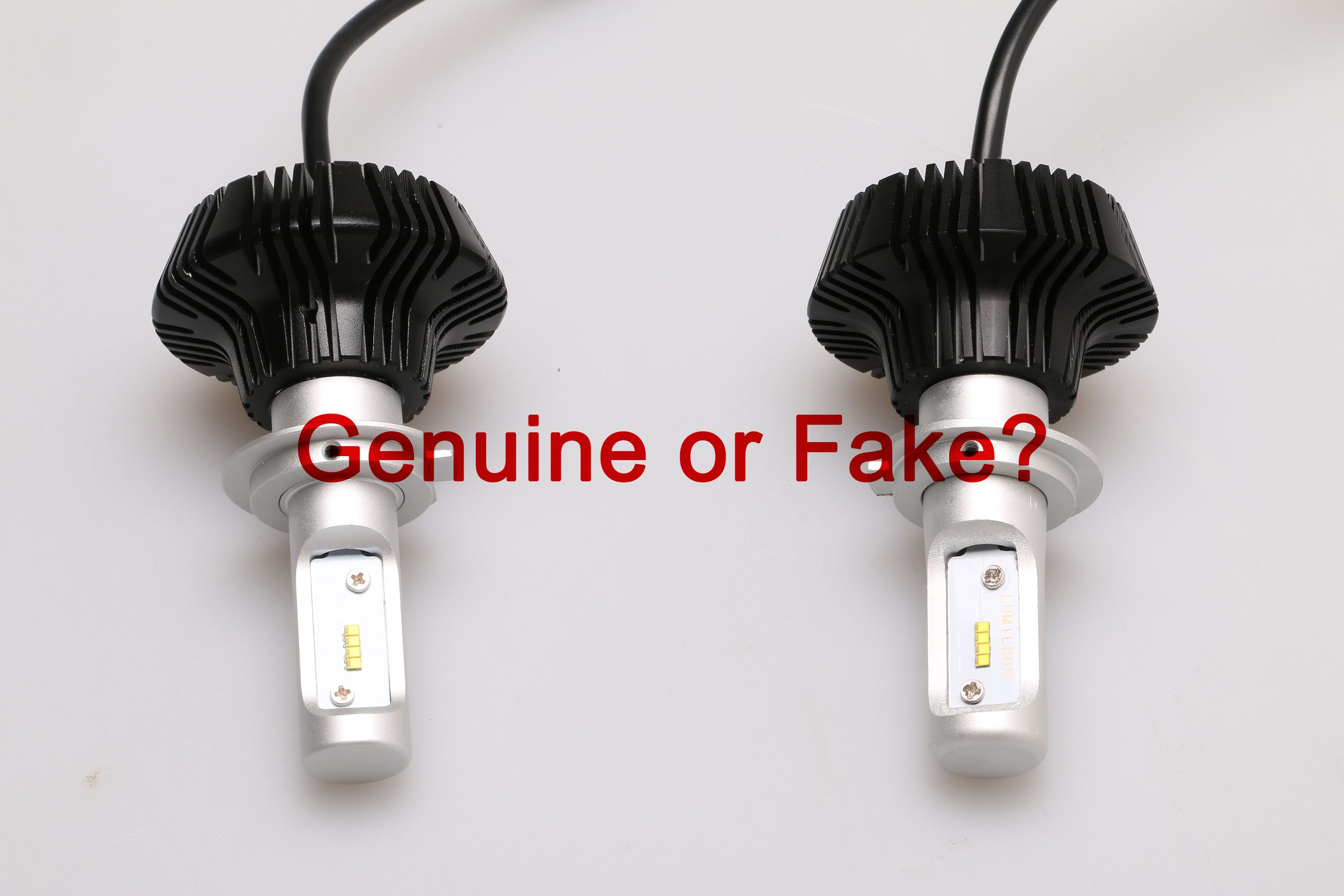 This G7 PHILIPS LED Headlight is Fake